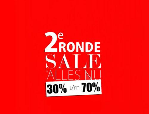 2e Ronde Sale!
